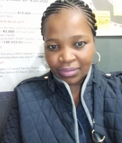 Nontsapho Lynette Nobopha